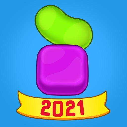Jelly Jam: Block Match Puzzle