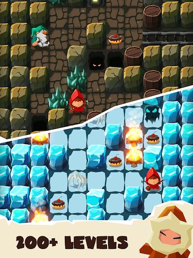 Bring me Cakes - Fairy Maze Swipe, Sokoban tribute 1.82 screenshots 7