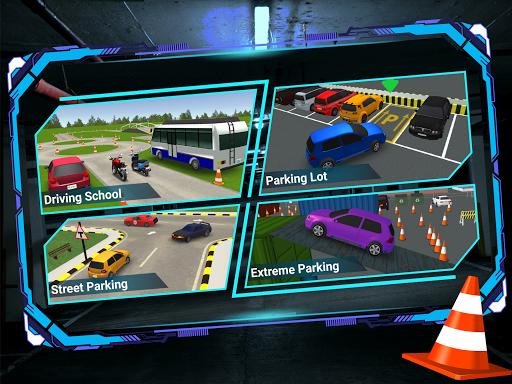 Driving School 2020 - Car, Bus & Bike Parking Game 2.0.1 screenshots 9