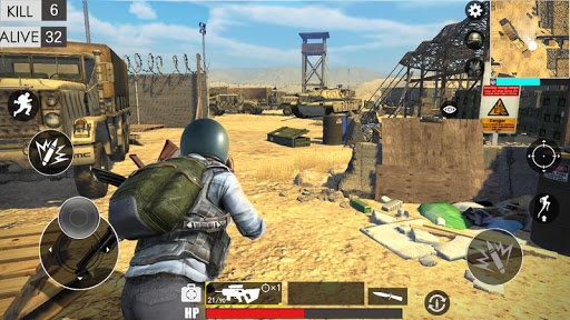 Desert survival shooting game 1.0.6 Screenshots 7