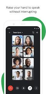 Download Google Meet 2021.06.27.384794716 MOD APK 5