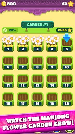Mahjong Spring Flower Garden screenshots 15