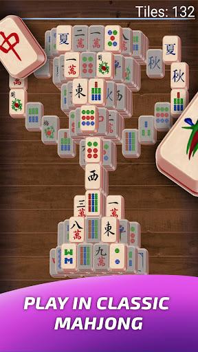 Mahjong 3 apktreat screenshots 1