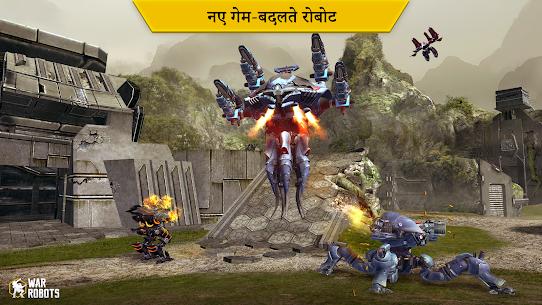 War Robots Multiplayer Battles Mod Apk v7.2.0 2