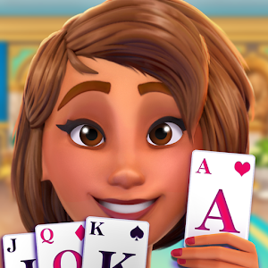 Solitaire Story  Ava&#39s Manor: Tripeaks Card Game