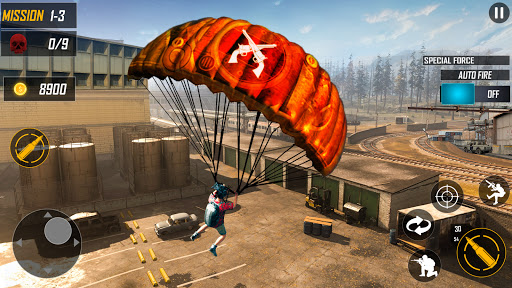 Special Ops FPS Survival Battleground Free-fire 1.0.10 Screenshots 14