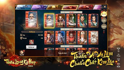 Thiu00ean Long Ku1ef3 Hiu1ec7p screenshots 3