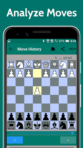 Chess Time - Multiplayer Chess 3.4.2.96 Screenshots 6