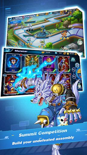 Digimonuff1aUltimate Evolution 1.0.12 screenshots 3