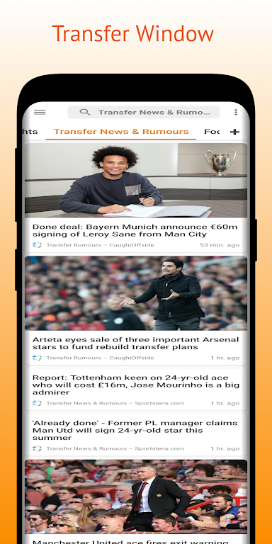 Football Pro: Soccer Scores, Football News, Videos  poster 3