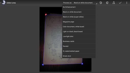 Mobile Doc Scanner (MDScan) Lite screenshots 9