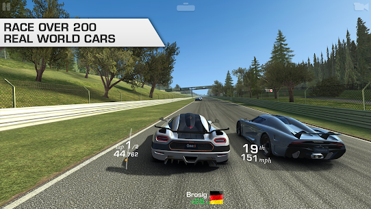 Real Racing  3 (MOD APK, Unlimited Money/ MOD MENU) v9.1.1 2