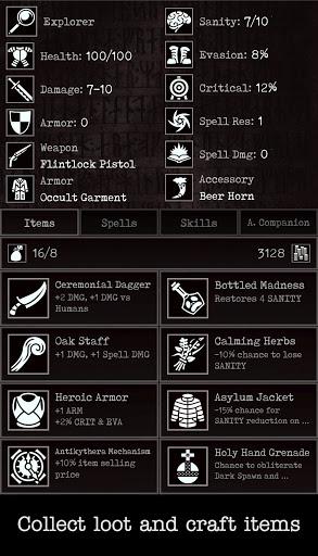 Grim Quest - Old School RPG 0.19.4 screenshots 6