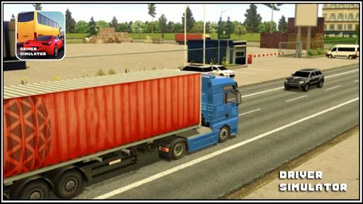Drive Simulator android2mod screenshots 4