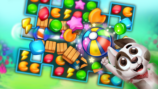Animatch Friends - cute match 3 Free puzzle game  screenshots 7