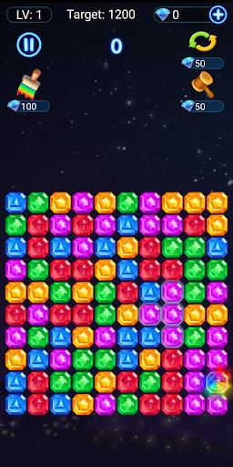 Pop Stone 2 Jewels Quest 2020 -  match 3 games  screenshots 3