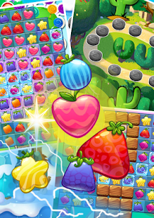 Fruit Candy: Match 3 Puzzle