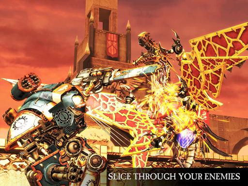 Warhammer 40,000: Freeblade screenshots 11