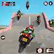 バイクレーシングゲーム無料