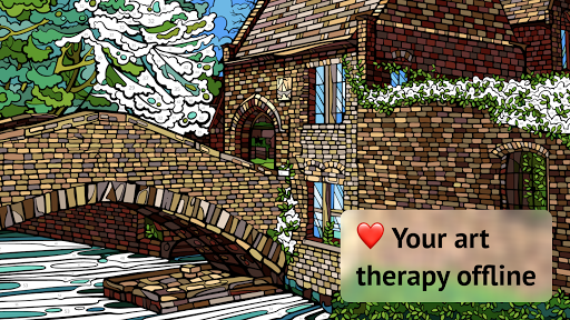 Art Therapy: Paint by Number Color Game 2.4.0 screenshots 8