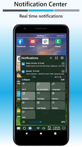Win-X Launcher (No ads) Apkfinish screenshots 14