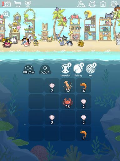 2048 Kitty Cat Island 1.10.1 screenshots 16