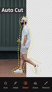 برنامج محرر الصور انقطاع تلقائي مهكر Mod APK 6