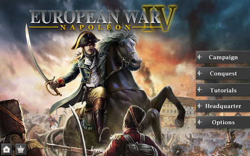 European War 4: Napoleon 1.4.30 screenshots 7