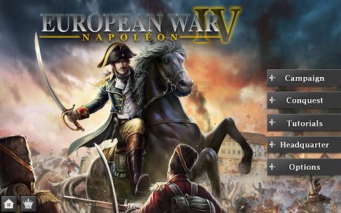 European War 4: Napoleon Mod Apk 1.4.32 (Free Shopping + Unlimited Medal) 7