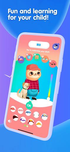 Sloth World - Play & Learn! apklade screenshots 1