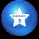 RO LOTO 6/49 - 3 variante