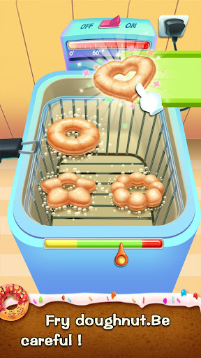 ud83cudf69ud83cudf69Make Donut - Interesting Cooking Game 5.5.5052 screenshots 14