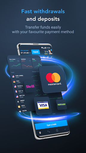 Olymp Trade - Online Trading App  screenshots 2