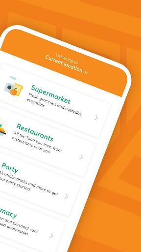 Jumia Food: Local Food Delivery near You 4.6.0 Screenshots 2