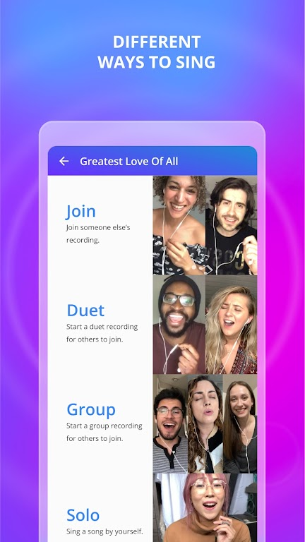 Smule: Social Karaoke Singing  poster 1