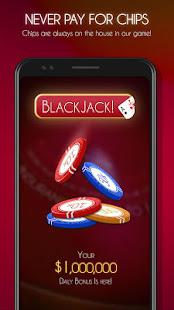 Blackjack! u2660ufe0f Free Black Jack Casino Card Game screenshots 13