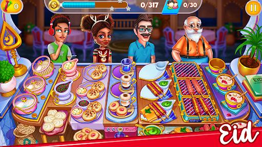 Télécharger My Cafe Shop: Star Chef's Restaurant Cooking Games APK MOD  (Astuce) screenshots 1