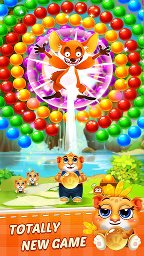 Bubble Shooter 2 Tiger  screenshots 4
