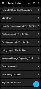 Zettel Notes: App for Markdown Note Taking 1.0.33