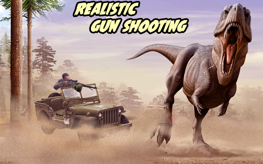 Monster Dino Attack FPS Sniper Shooter 2.0 screenshots 2