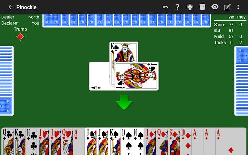 Pinochle by NeuralPlay 2.10 screenshots 14