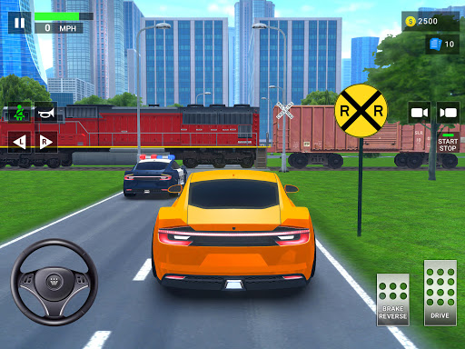 Driving Academy 2 Car Games screenshots 11
