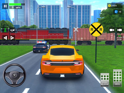 Image For Car Games Driving Academy 2: Driving School 2021 Versi 2.5 9
