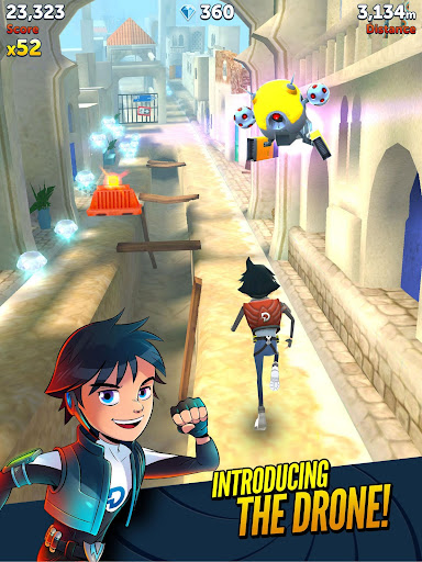 Agent Dash - Run Fast, Dodge Quick!  screenshots 7