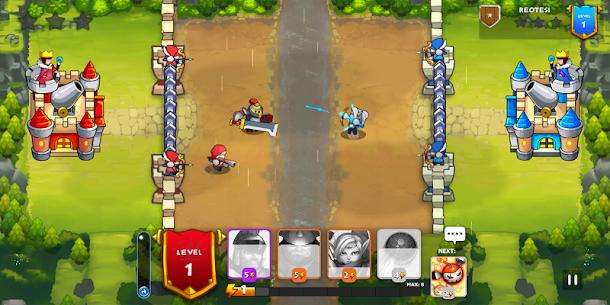 King Rivals: War Clash MOD APK 1.3.4 (Unlimited Money) 6