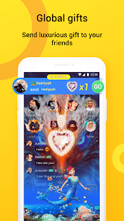 YouStar – Group Chat Room Screenshot