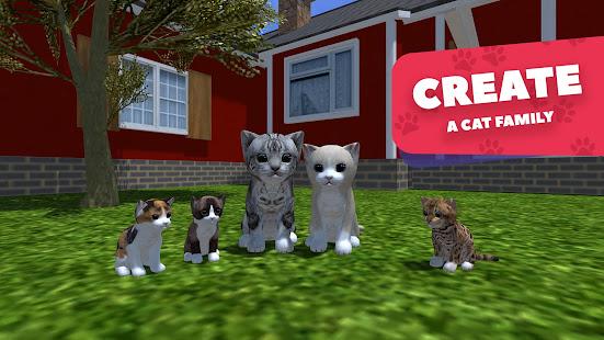 Cat Simulator - Animal Life 1.0.1.4 screenshots 1
