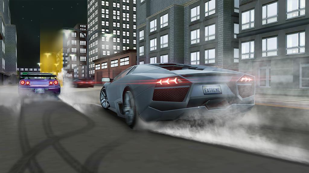 Extreme Car Driving Simulator poster 3