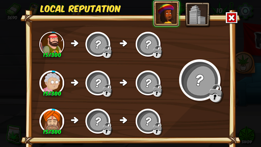 Kush Tycoon: Grow Best Buds in Hempville android2mod screenshots 7