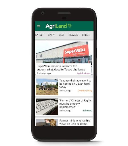 Agriland.ie News 3.6.7 screenshots 1